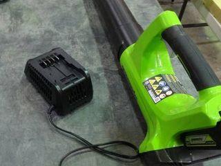 Greenworks 24V Blower