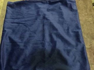Pair of Navy Blue Pillow Cases