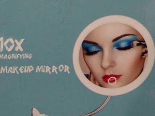 10x Magnifying Makeup Mirror