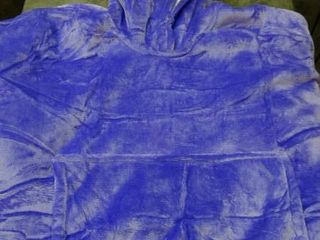Very Soft Oversized Wearable Blanket Hoodie
