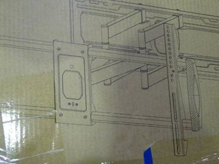 Extra large Full Motion TV Wall Mount