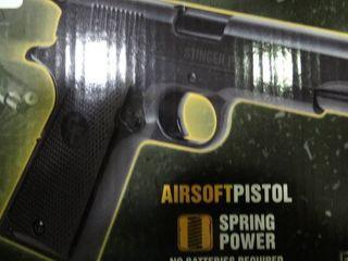 Game Face Stinger Airsoft Pistol