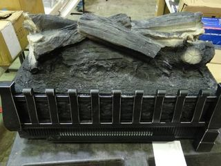 Artificial Wood Fireplace