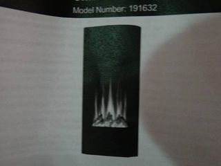 16  Electric Fireplace with Remote