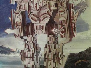 Science Fiction Series STEM Education Robo Tron