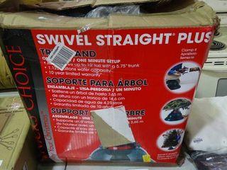 Swivel Straight Plus Christmas Tree Stand