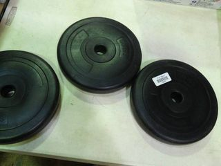 lot of 3 Weights