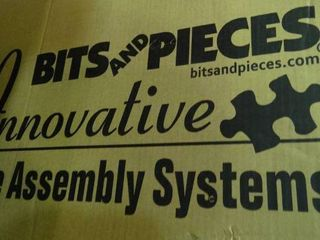 Bits and Pieces Puzzle Board