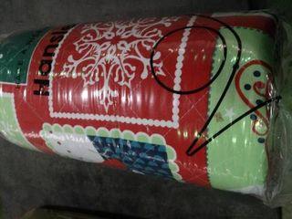 Hansleep Christmas Blanket  106 x96