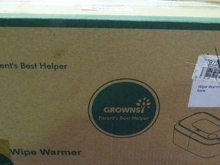 Grownsy Wipe Warmer