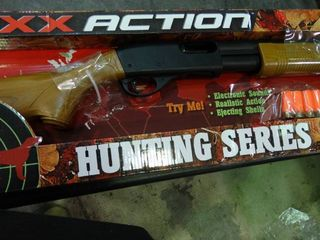 Maxx Action Pump Action Toy Rifle