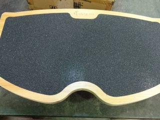 Wood Ergonomic Foot Rest