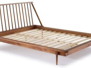 Carson Carrington Blaney Solid Pine Wood Twin Spindle Bed  Retail 318 49