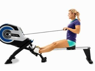 Xterra Advanced Air Turbine Rower  Retail 499 99