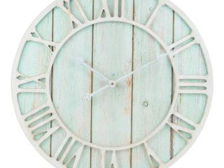 la Crosse Clock 23 5  Harbor Tides Wall Clock