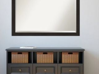 Copper Grove Baroeul Bathroom Vanity Wall Mirror with Espresso Frame  Retail 93 99