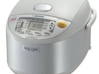 Umami Rice Cooker and Warmer  White Retail 202 00