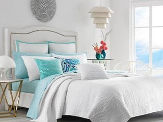 Trina Turk Twin Quilt Set Bedding