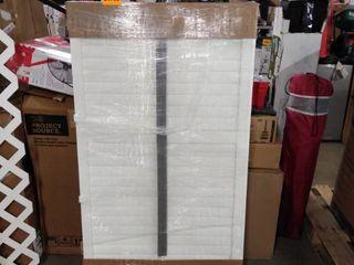 levolor white shutters 52x31