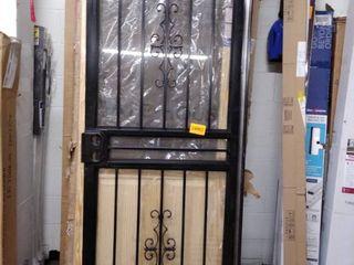 security black door