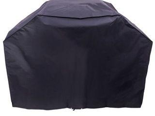 Char Broil 3 4 Burner Basic Cover   Black