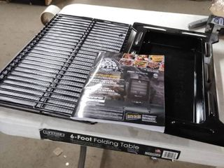 pit boss grill parts only 5racks and 1drop pan