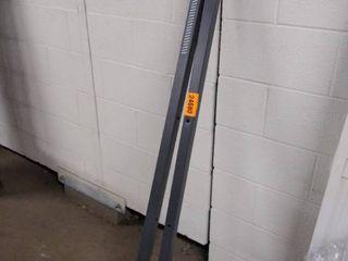 wheel barrel handles grey