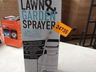 flo master lawn and garden sprayer 2gal