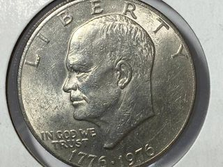 1976 P Eisenhower Dollar