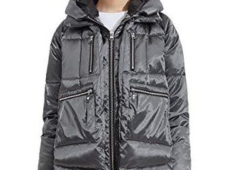 Orolay Women s Thickened Down Jacket Hooded Darkgray S