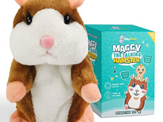 MAGGY THE TAlKING HAMSTER