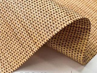 GoDear Design Natural Woven Adjustable Sliding Panel  45 8  86  W x 96  l