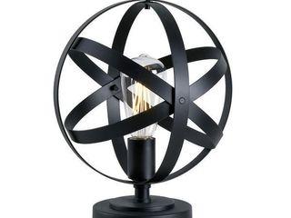 Gyroscope Black Accent lamp