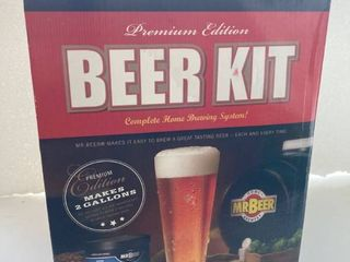 Mr Beer kit home brew