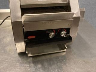 Hatco Toast Qwik conveyor toaster