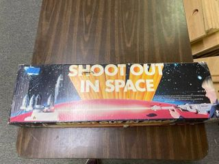 Shoot Out In Space Game