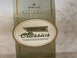 NOS Murray Airplane Kiddie Car Classic