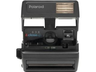 Impossible Project Polaroid 600 Onestep Closeup Instant Camera  Size One Size   Black