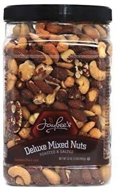 JayBees mixed nuts cranberry  almond  cashew mix