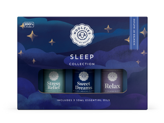 Woolzies 100  Pure Good Night Sleep Well Essential oil Blend set Helps Sleep better Faster   Restful Sweet Dreams Oils for Insomnia Natural Sleep Aid Helps Stress Undiluted Therapeutic Grade
