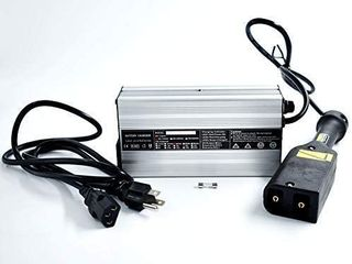 Battery charger lead acid battery for golf cart