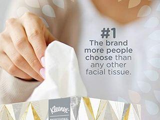 Kleenex  low Profile Box Facial Tissues  125   Box  White Set of 7 Box