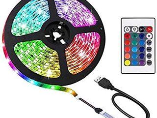 lED Strip light 2M TV Backlight RGB Decoration lighting