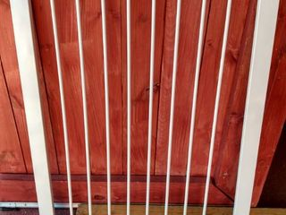 Toddleroo By North States 37 5a Wide Tall Bright Choice Baby Gate Heavy Duty