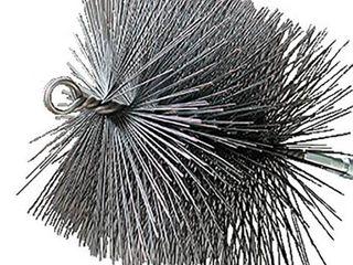 12  Square Wire Chimney Brush  1 4  NPT