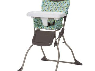Cosco Simple Fold High Chair   Blue