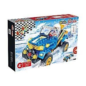 Klocki BanBao Racer Wind Block Set