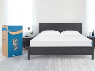 Sleep Innovations Marley 8 inch Cooling Gel Memory Foam Mattress  Bed in a Box  10 Year Warranty  Twin