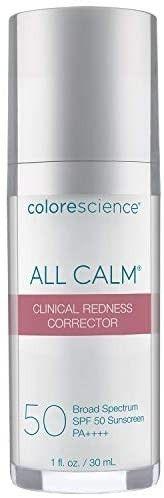 Colorescience All Calm Clinical Redness Corrector Spf 50  1 Fl Oz