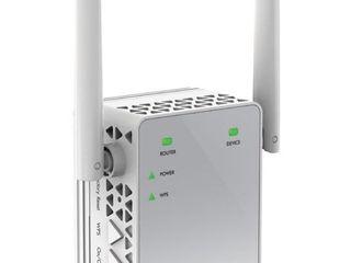 NETGEAR AC750 Wi Fi Range Extender  EX3700 100PAS